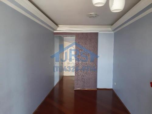 Apartamento Com 2 Dormitórios À Venda, 62 M² Por R$ 423.000 - Km 18 - Osasco/sp - Ap4159