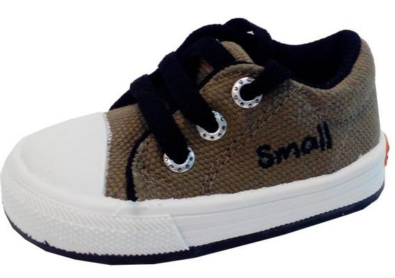 Zapatillas Lona Bebe Small Mod Buggy (0324)
