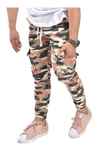 Jogger Chino Pantalon Cupin Slim Fit Melon Skateboard