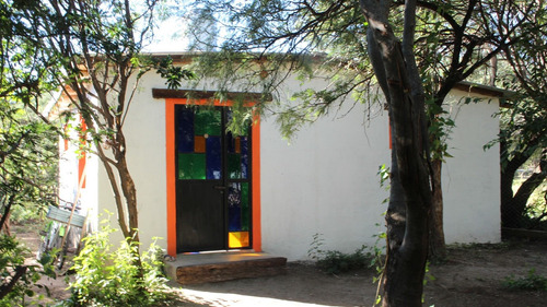 Casa De 2 Habitaciones Rodeada De Monte Nativo - San Marcos