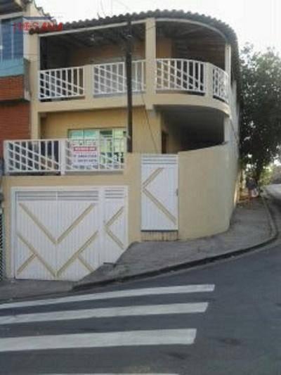 Sobrado Residencial À Venda, Perus, São Paulo. - So0439