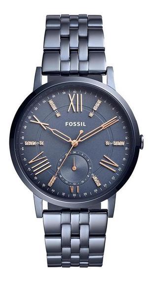 Relógio Fossil Feminino Gazer - Es4267/4cn