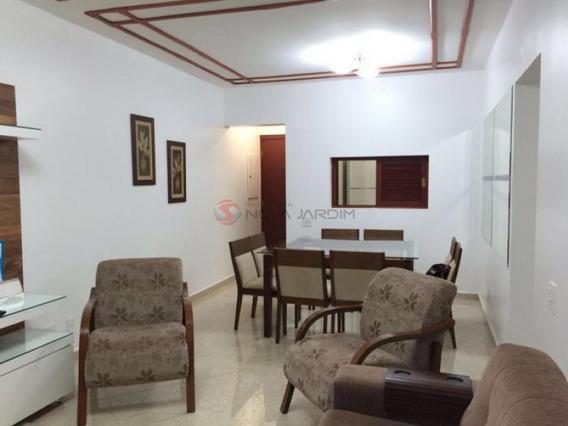 Apartamento Com 3 Dorms, Mobiliado, No Centro De Serra Negra - 1199