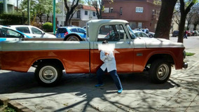 Pick Up Dodge Dp 100 1972