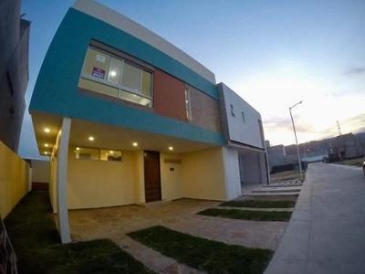 Hermosa Residencia Nueva En Venta En Campestre (excelente)