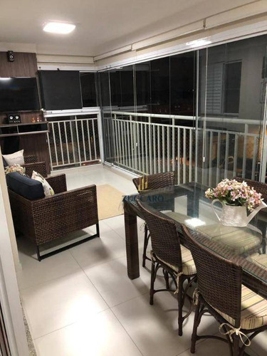 Apartamento Com 3 Dormitórios À Venda, 128 M² Por R$ 900.000,00 - Vila Leonor - Guarulhos/sp - Ap16683