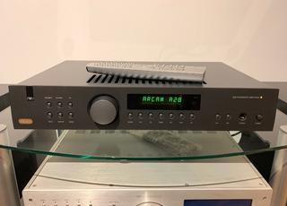 Amplificador Arcam Fmj A28 Emd-audio