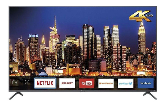 "Smart TV Philco PTV58F80SNS LED 4K 58"""