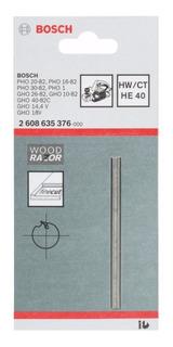 Cuchilla Reversible Wood Razor Bosch Cepilladora Cepillo