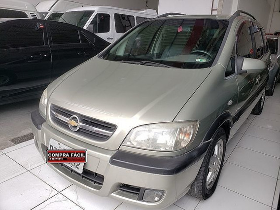 Chevrolet Zafira 2.0 Mpfi Elite - Aceito Troca 2009