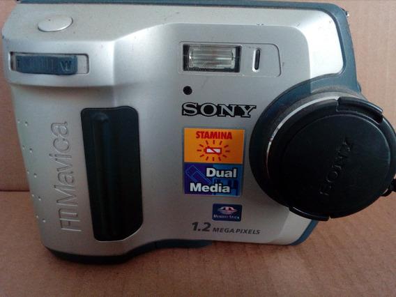 Camera De Foto Sony (usada)