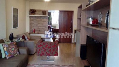 Imagem 1 de 19 de Apartamento À Venda, 3 Quartos, 1 Suíte, 1 Vaga, Flamengo - Rio De Janeiro/rj - 840
