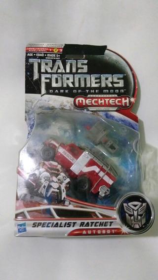 Transformers Dotm Mechtech Specialist Ratchet Nuevo Hasbro