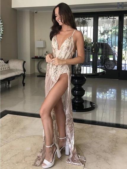 Vestido De Fiesta De Egresados Largo