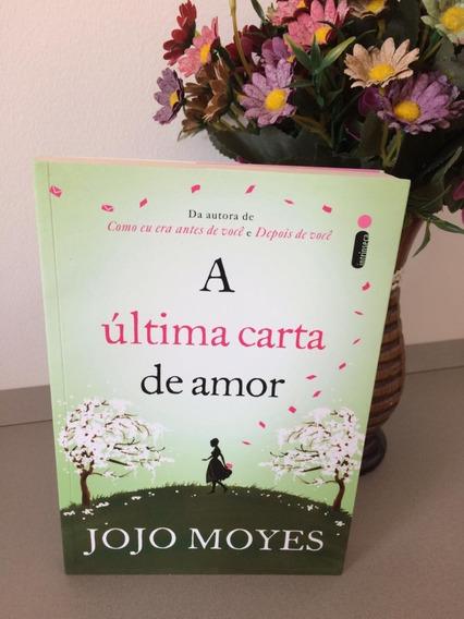 Livro A Última Carta De Amor - Jojo Moyes