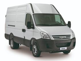Iveco Daily 55c17 Furgón 12m3/15m3/17m3 Camiones 0km 2018