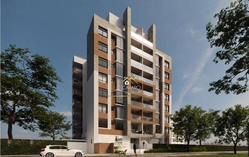 Lindo Apartamento Garden  3 Dormitórios 2 Vagas No Vila Izabel - Gd0025
