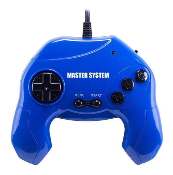 Console Master System Plug & Play Com 40 Jogos Tectoy