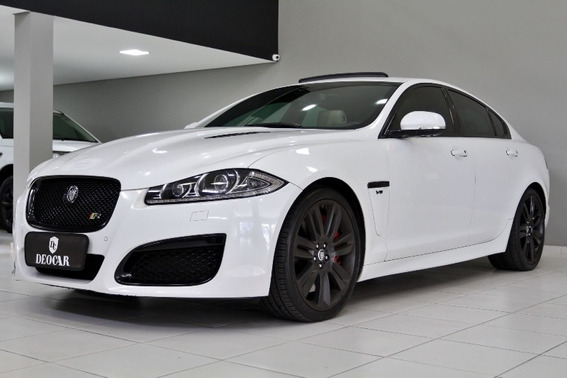 Jaguar Xfr 5.0 V8 Supercharged - 2013/2013
