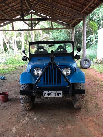 Jeep Willys Cj5 4x4 Original
