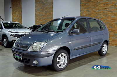 Renault Scénic 1.6 Expression 16v Gasolina 4p Manual