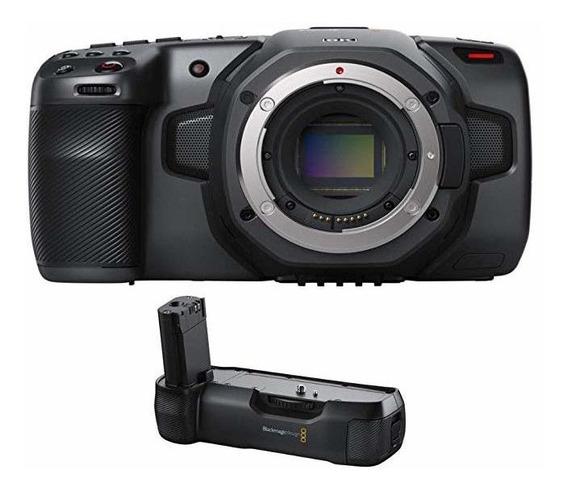 Camara Blackmagic Design Pocket Cinema 6k Bateria Grip Bun ®