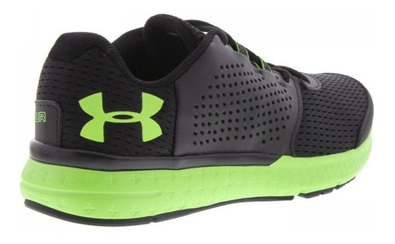 Tênis Under Armour Ua Altitude As Masculino Preto De Corrida