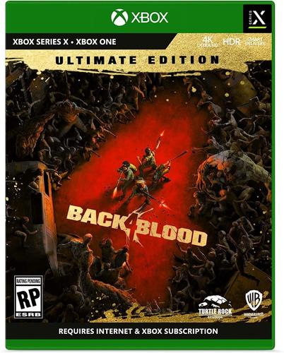 Imagen 1 de 8 de ..:: Back 4 Blood Ultimate Edition ::.. Xbox Series X | One