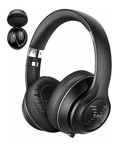 Tribit Xfree Tune Auriculares Bluetooth Sobre La Oreja - Aur