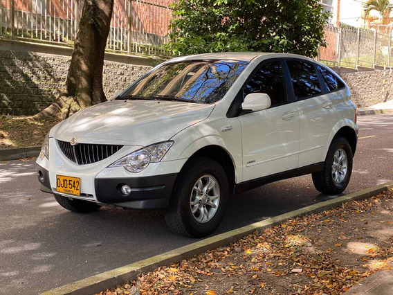 Ssangyong Actyon Full 4x2 C.c2.300