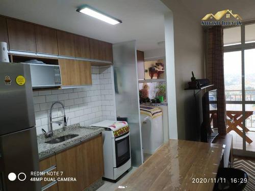 Apartamento Com 3 Dormitórios À Venda - Macedo - Guarulhos/sp - Ap0301