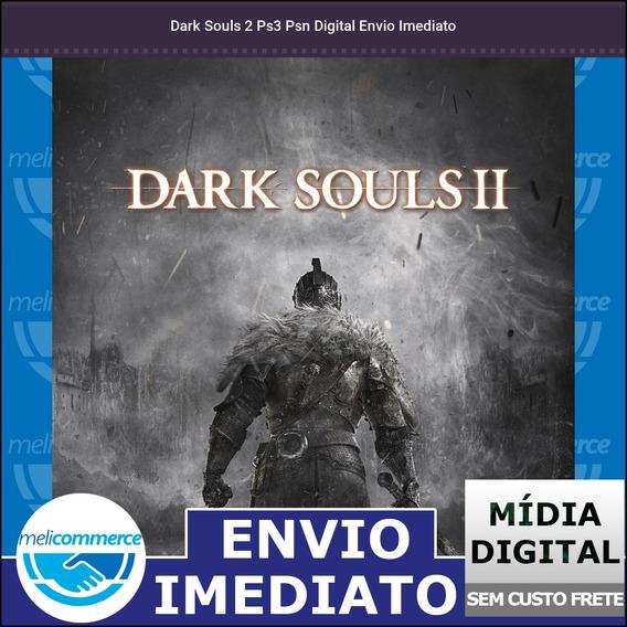 Dark Souls 2 Ps3 Psn Digital Envio Imediato