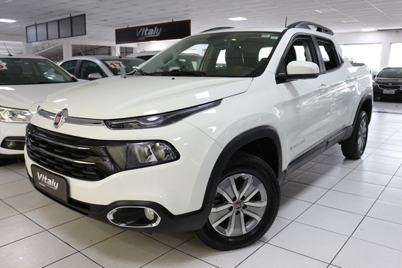 Fiat Toro Open Edition Plus!!! Top Flex 2017 Pick-up