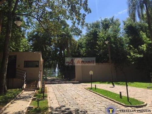 Chácara Sousas Condomínio Alto Padrão Reserva Da Floresta - Ch0040