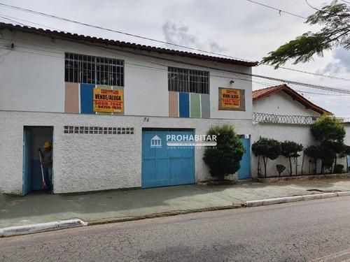 Imagem 1 de 10 de Casa Com 10 Dormitórios À Venda, 290 M² Por R$ 780.000,00 - Jardim Das Imbuias - São Paulo/sp - Ca3194