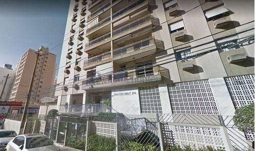 Apartamento Com 3 Dormitórios À Venda, 110 M² Por R$ 645.000,00 - Centro - Campinas/sp - Ap4170