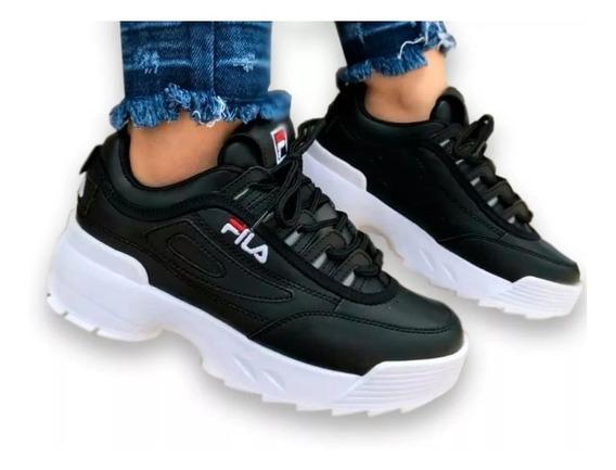 Zapatos Fila Dama Tallas 35 Al 40 Oferta