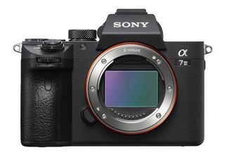 Camara Sony Alpha A7 Iii / A7m3 / Ilce7m3 / Bc E38 Cuerpo