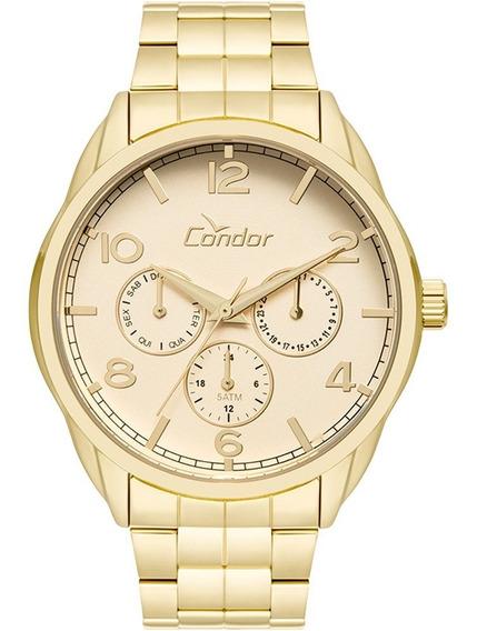 Relógio Condor Feminino Original Garantia Nota Co6p29ih/4d