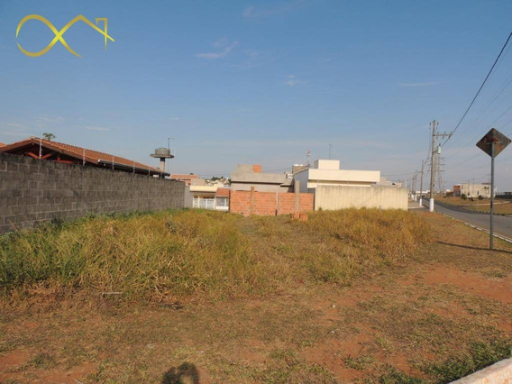 Terreno À Venda, 312 M² Por R$ 190.000,00 - Alto Do Mirante - Paulínia/sp - Te0503