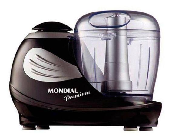 Multiprocessador Mondial MP-01 Premium 120W preto e prateado 110V