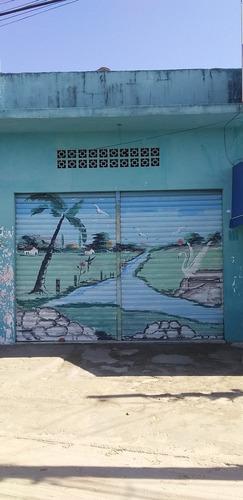 Alugo Salão Comercial Em Itanhaém Rs: 1.200....