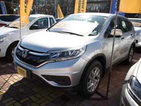 Honda Cr-v Cr V Lx 2.4 Aut 2015