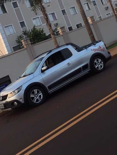 Imagem 1 de 4 de Volkswagen Saveiro 1.6 Cross Cab. Estendida Total Flex 2p
