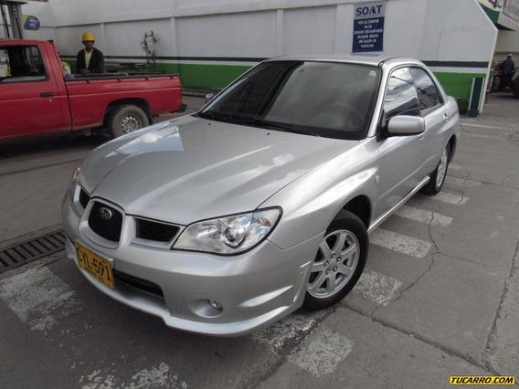 Subaru Impreza Full Equipo