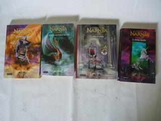 Narnia Colección Saga Completa De Libros