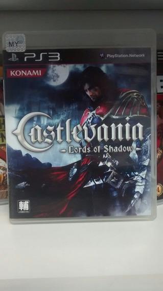 Jogo De Ps3: Castlevania: Lords Of Shadow. Frete Grátis!