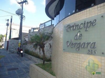 Apartamento Com 3 Dormitórios Para Alugar, 100 M² Por R$ 1.870/mês - Expedicionários - João Pessoa/pb - Cod Ap0588 - Ap0588