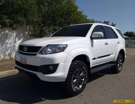 Toyota Fortuner Trd Deportivo 2019