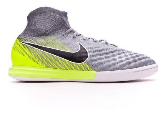 Chuteira Nike Magistax Próximo 2 Df Ic Flyknit Futsal Origin